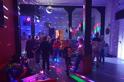 Disco im Jugendzentrum