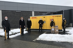 Neue Packstation in Broistedt